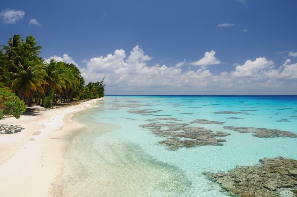 La plus belle plage du monde fakarava en polyn sie - Plage de reve vietnam ...
