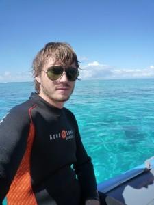 Plongee dans la Passe en S à Mayotte