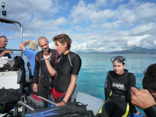 Avis sur la Plongée à Mayotte dans la Passe en S