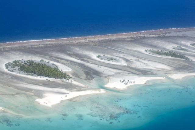 atoll de tikeau archipel des tuamotu