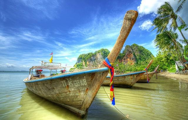 plage de koh phi phi plongée en thailande