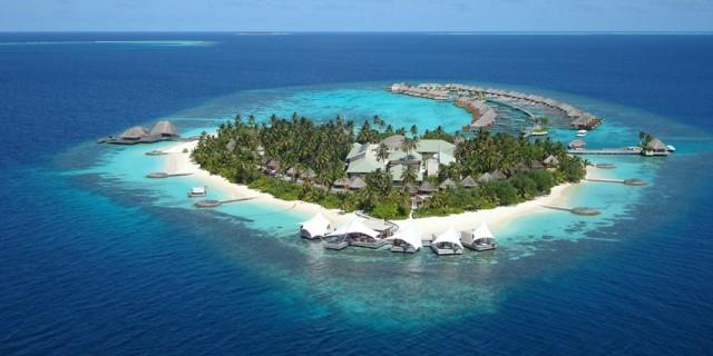 plongee en resort aux maldives