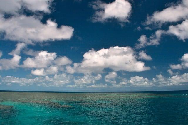 récif extérieur GBC Cairns Australie