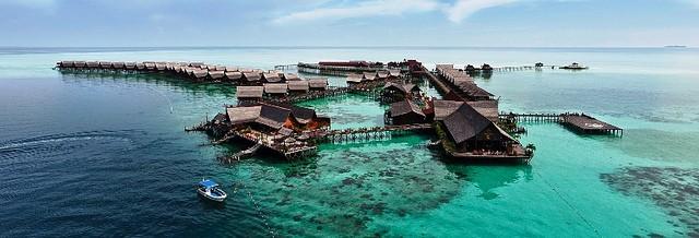 Kapalai Resort Malaisie