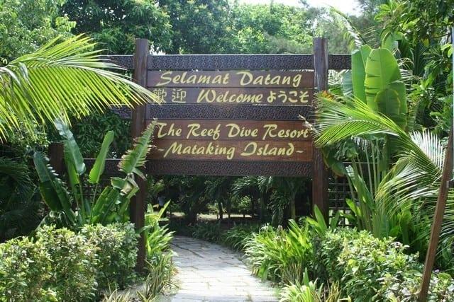 Reef Dive Resort Pulau Mataking