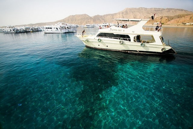 croisière plongée charm el cheikh mer rouge