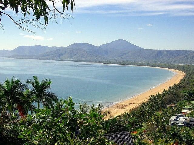 plage de Port Douglas plongée Australie