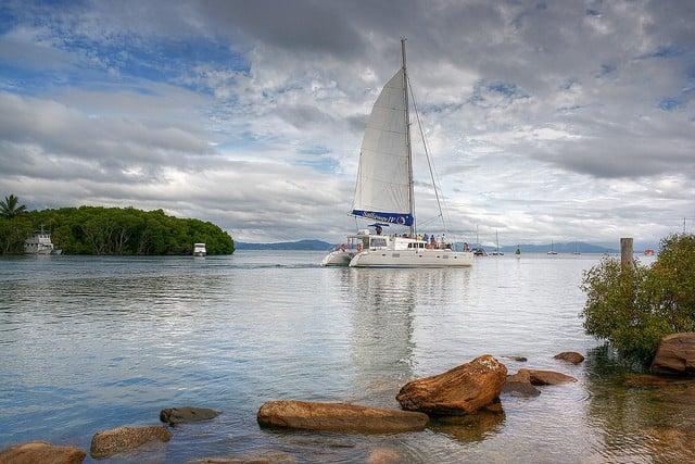 croisière plongée Port Douglas Australie