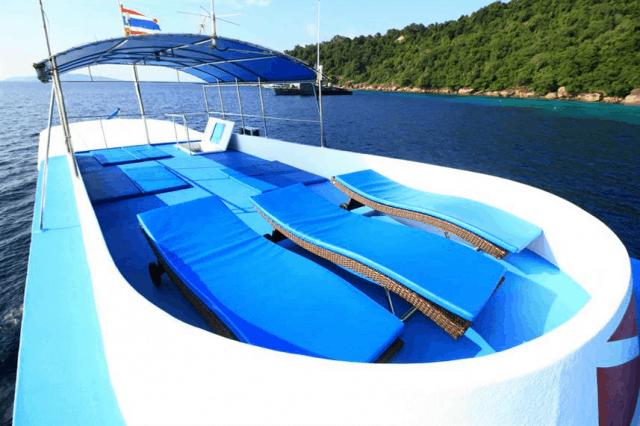 croisiere plongee thailande dolphin queen