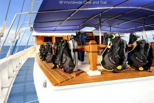 croisière plongée sous-marine à Palau