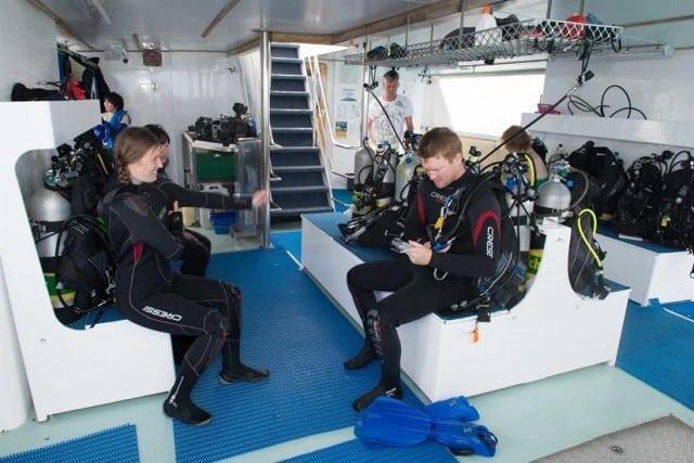 croisiere plongee sous marine en Australie, grande barriere de corail