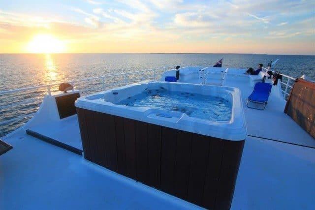 bateau croisiere plongee jardins de la reine cuba
