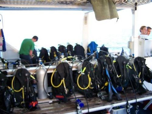 croisiere plongee sous-marine grande barriere de corail australie
