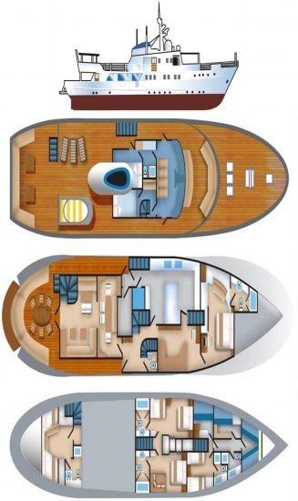 bateau croisiere plongee sous marine wakatobi