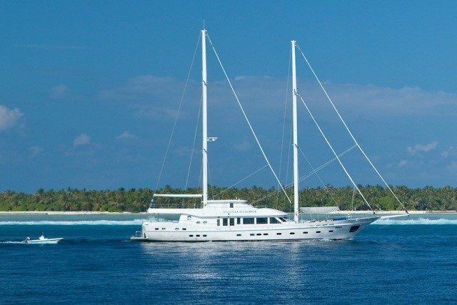 bateaux de croisiere plongee de luxe aux maldives