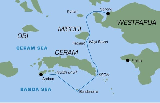 meilleures croisieres plongee sous marine a raja ampat indonesie