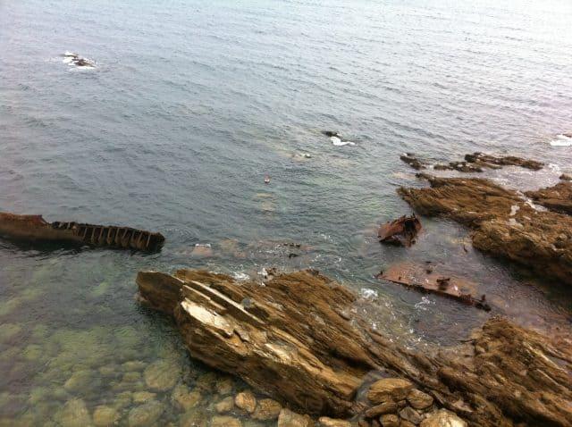 meilleures plongees sous marines a cornwall en eau froide