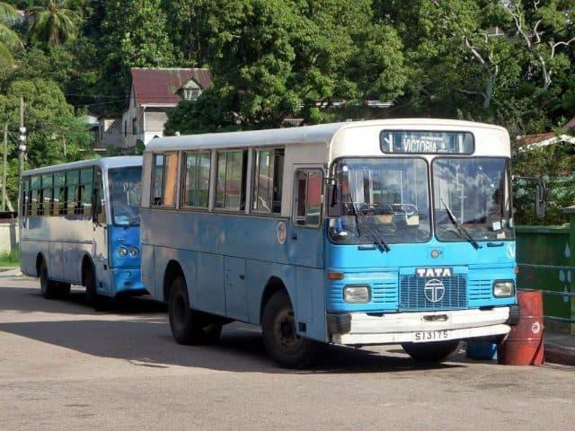 """Résultat de recherche d'images pour """"bus  transport public Seychelles"""""""