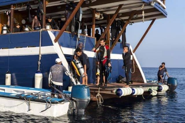 blog plongee sous marine bateau croisiere indonesie komodo