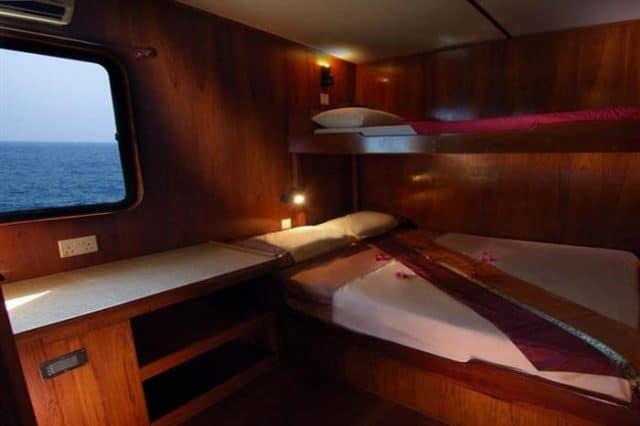 blog plongee sous marine bateau croisiere komodo raja ampat
