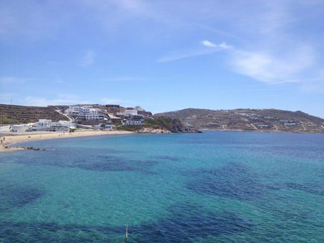 plongee mykonos dans les cyclades en europe