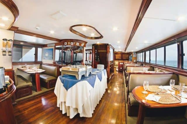 galapagos sky liveaboard diving cruise