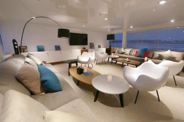 lounge azalea liveaboard diving cruise maldives