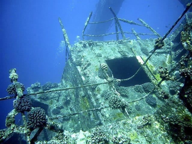 plongee sur epave les plus beaux recifs artificiels