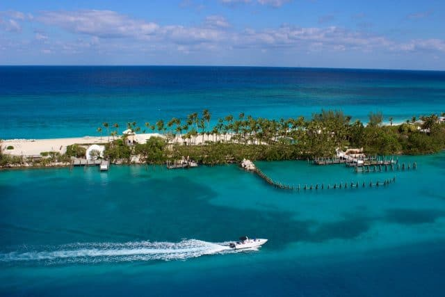 bahamas scuba diving destination caribbean