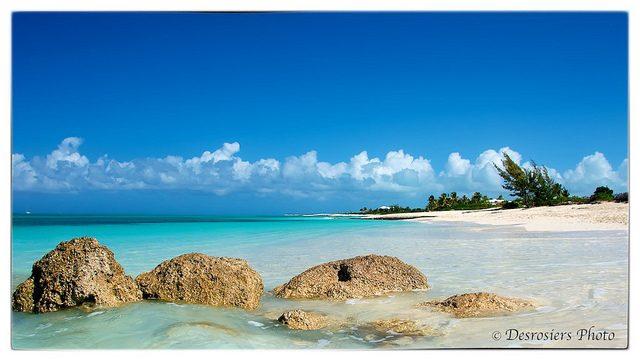 plongee plage iles turques caiques