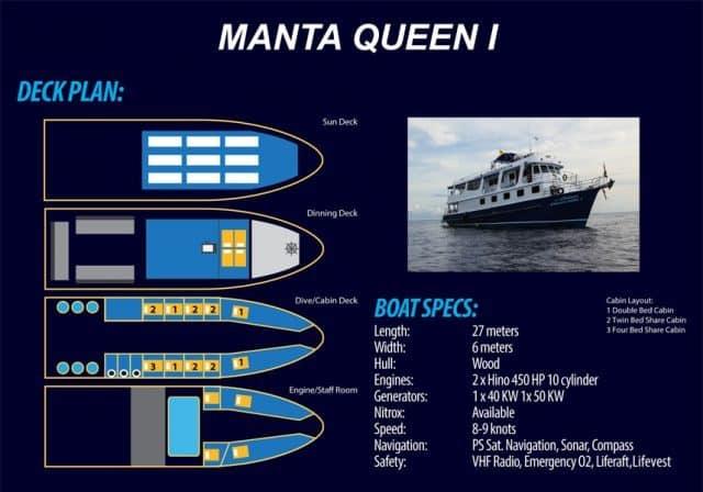 croisiere plongee thailande manta queen 1