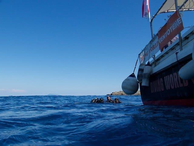 avis plongee sous marine italie