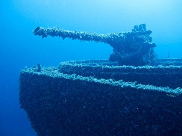 plongee sous marine en italie