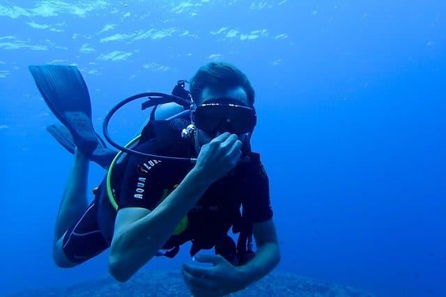 astuces pour plongeur debutant
