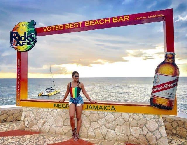 plage jamaique bar