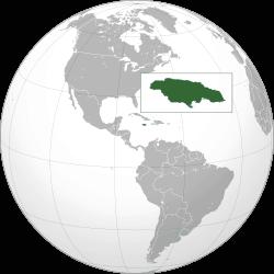 la jamaique dans le monde