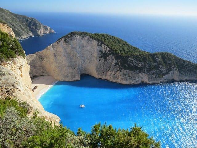 voyage plongee en grece