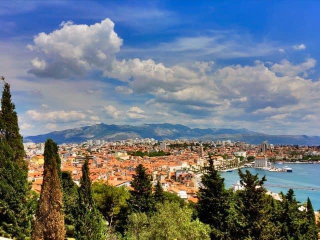 avis voyage split en croatie